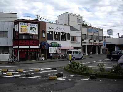 新宮駅駅前20091114