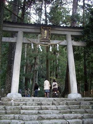 飛瀧神社鳥居20091114