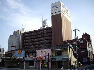 シティinnWAKAYAMA20091115