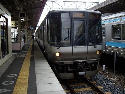 紀州路快速20091115