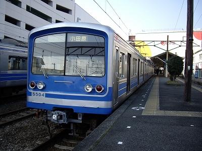 5000形大雄山20091121