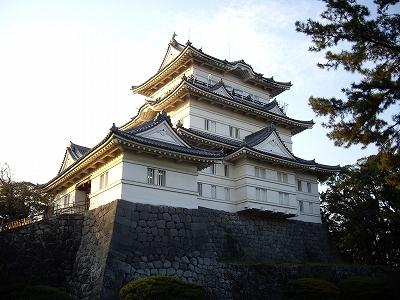 小田原城天守1-20091121