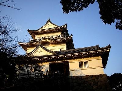 小田原城天守2-20091121