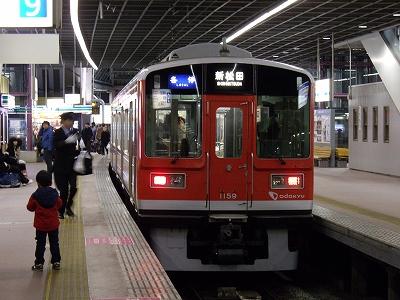 小田急1000形20091121
