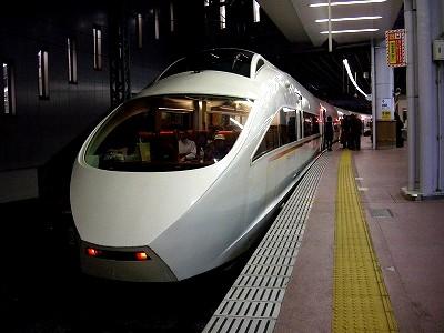 VSE小田原駅20091121