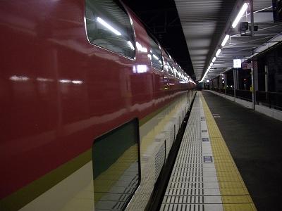 サンライズ出雲瀬戸・岡山20091227