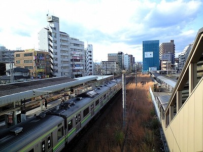 淵野辺駅20091219