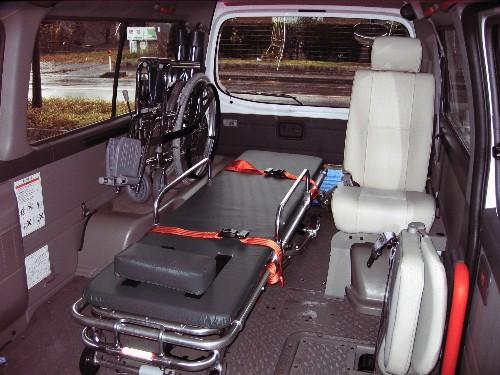 2009 車両内装写真