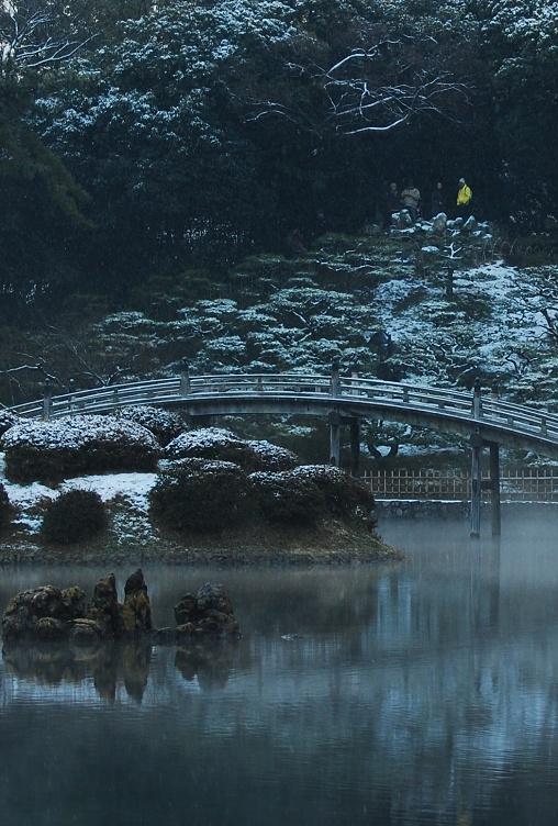 栗林公園雪景色 046