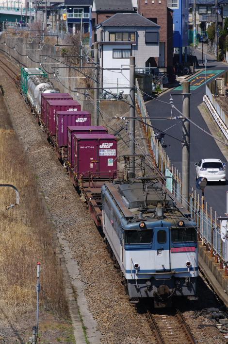 2012年3月27日 京成線 1091レ