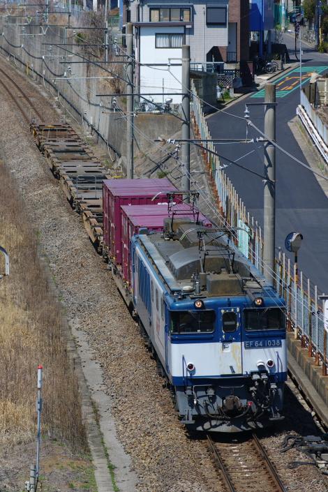 2012年3月27日 京成線 73レ