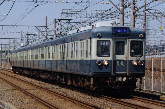 2012年3月27日 京成線 青電 幕張