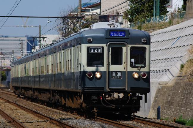 2012年3月27日 京成線 青電 検見川