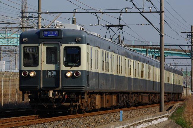 2012年3月27日 京成線 青電 幕張本郷