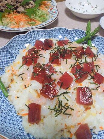 10 ひな寿司