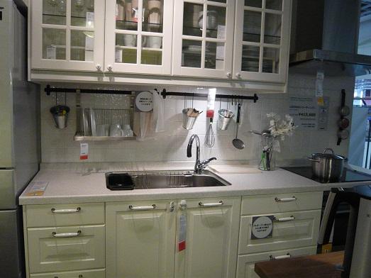 木目キッチン (2)