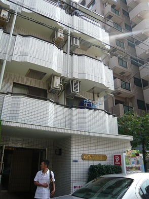 羽田マンション