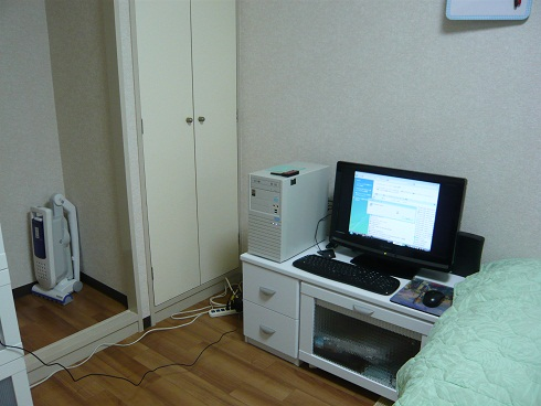 パソコン兼TV
