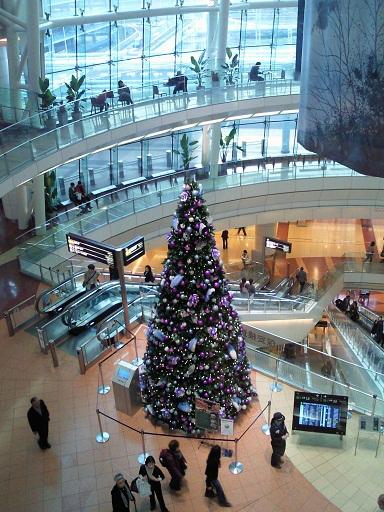 羽田クリスマスつりー