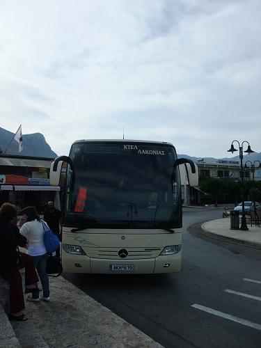 イティロ行きバス