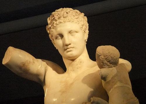 ヘルメス像 (2)