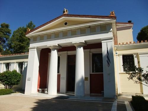 古代オリンピック競技博物館 (5)