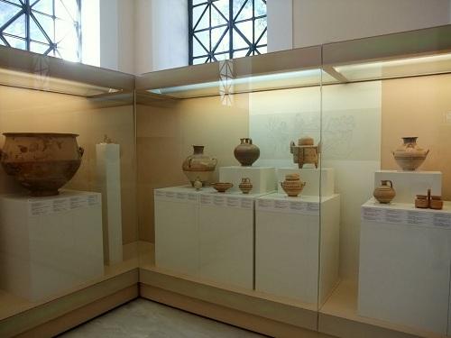 古代オリンピック競技博物館