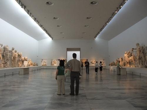 オリンピア博物館 (3)
