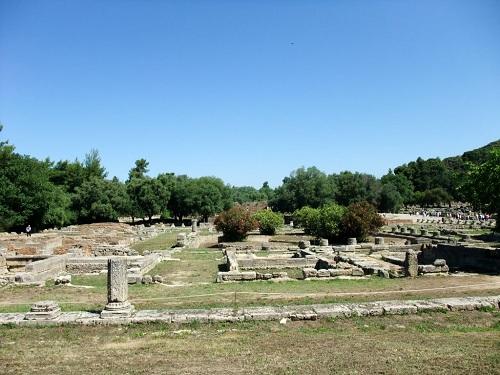 オリンピア遺跡 (2)