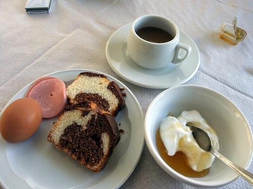 オリンピア_クロニオの朝食