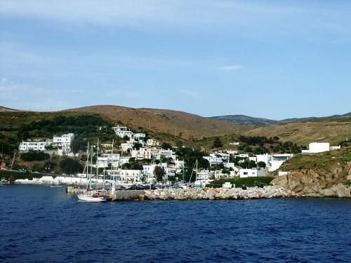 スキロスの港リナリア