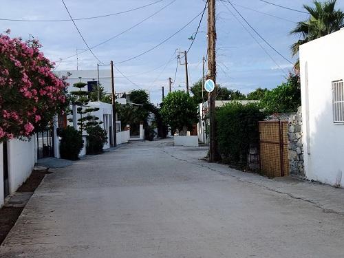 静かなマガジアの通り