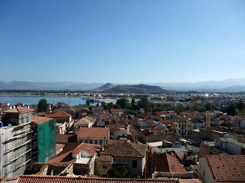 ナフプリオ_ホテルからの眺め