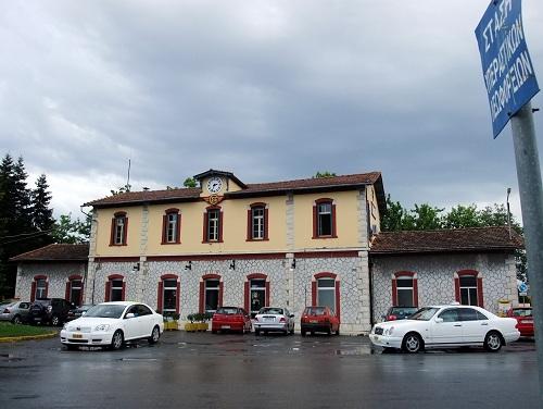 トリポリ駅