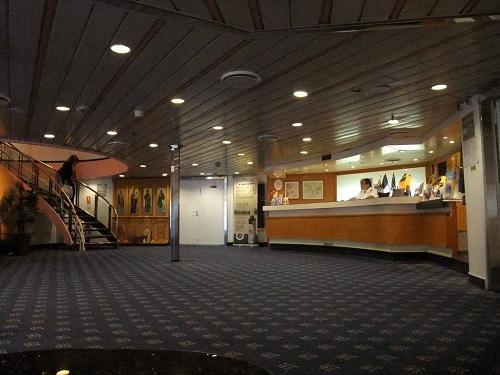 アナフィ行きの船 (1)