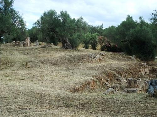 スパルタ遺跡 (1)