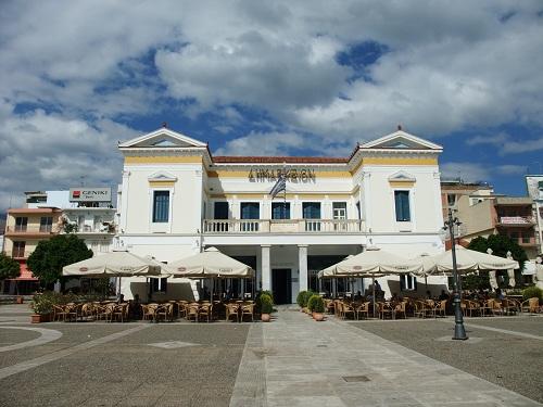 スパルタ市庁舎