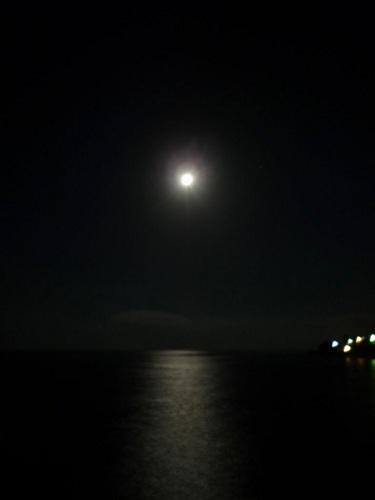 アギオス・キリコスの夜