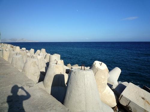 アギオス・キリコスの港 (2)