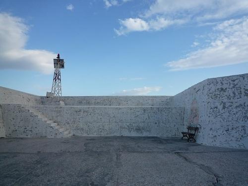 アギオス・キリコスの港 (3)