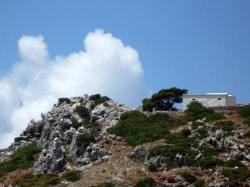 アクロポリと教会