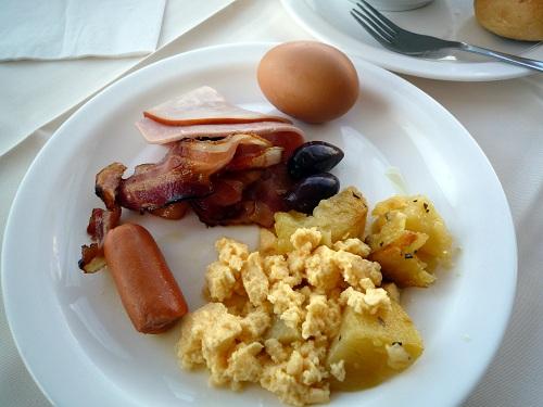 アテネ_AstorHotelの朝食 (2)