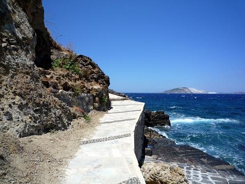 ニシロスの海岸 (2)
