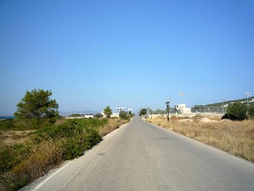 スカラからミロスへの道