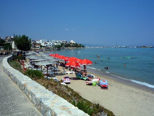 アギストリ_メガロホリのビーチ