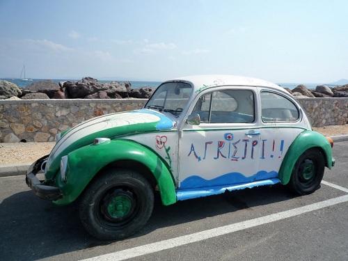 アギストリ_ミロスの港 で