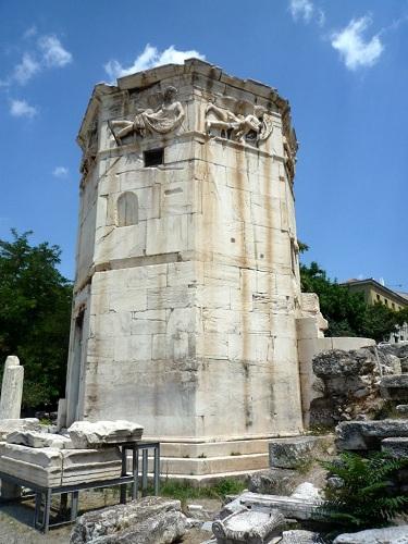 アテネ_風の塔