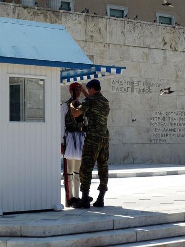 アテネ_無名戦士の墓 (1)
