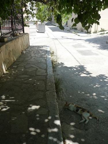 アテネにて (1)