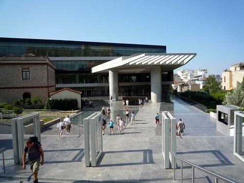 新アクロポリス博物館 (2)